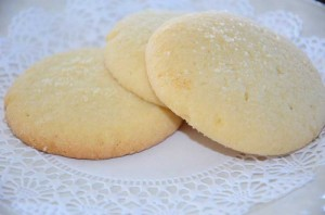Just the world's best sugar cookie!