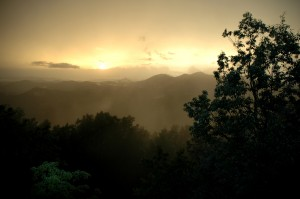 Sunset 1, 07-05-09