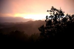 Sunset 3, 07-05-09