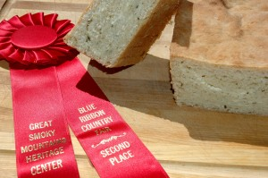 2009 Award Winning Rosemary Feta Cheese Bread