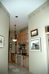 Gracehill B&B Hallway and Snack Bar