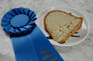 2010 Award Winning Pound Cake