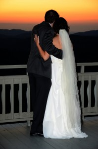 A Wedding Night Gracehill Sunset