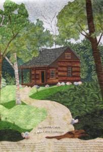 Cabin 2015 Quiltfest