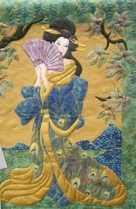 Geisha 2015 Quiltfest