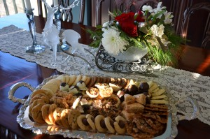 Cookie Tray from 2013, six great recipes, and other new recipes that didn't make the cut to 2014!