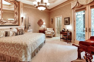 Spellbound bedroom