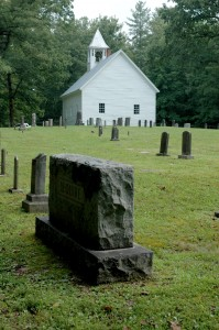 Cades Cove Primitive Babtist Church