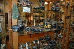 Gatlinburg TN Arts and Crafts Community- Buie Pottery