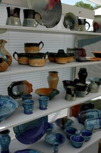 Marion Schlauch Pottery of Walland, TN