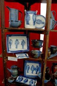 Tony Holman Pottery of Plano, TX