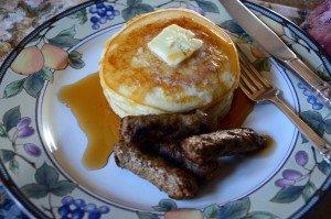 Tender Pancakes