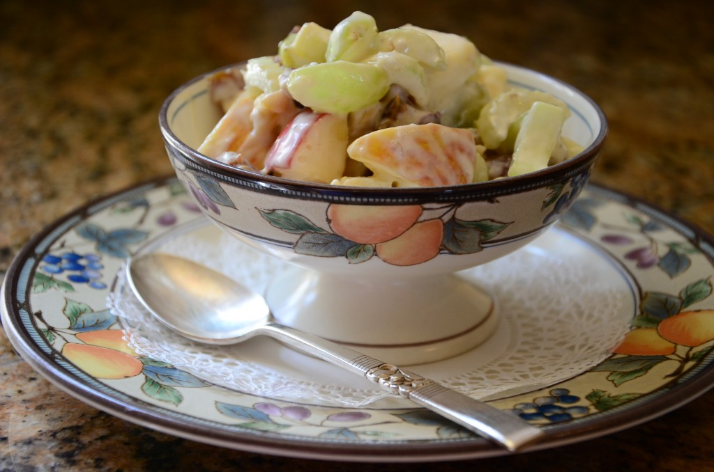 Honey Waldorf Salad