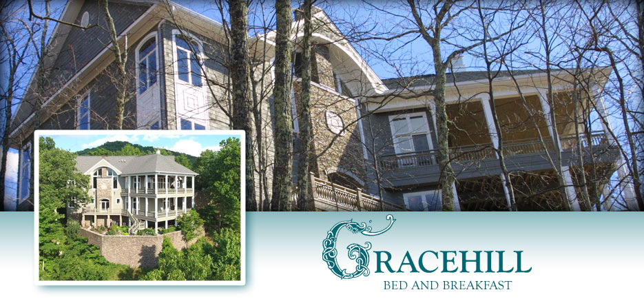 Gracehill Bed and Breakfast, Tennessee Smoky Mountain Inn